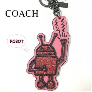 Coach Accessories - Coach Keith Haring Robot Keychain Bag Charm NWT